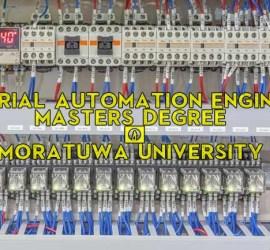 University of Moratuwa Msc