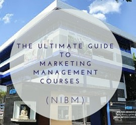 Marketing Management Courses