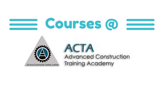 Advanced Construction Training Academy
