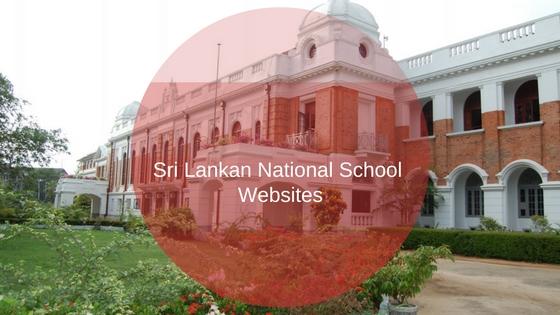 Sri Lankan National School