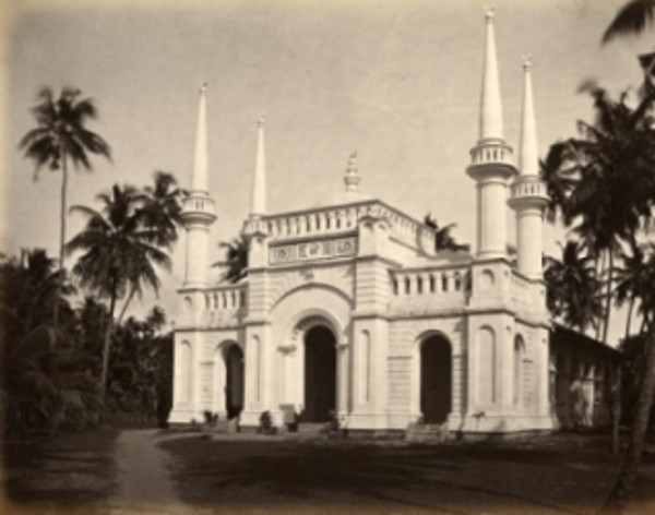 colombo muslim mosque