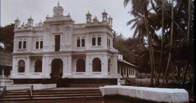 first mosque srilanka