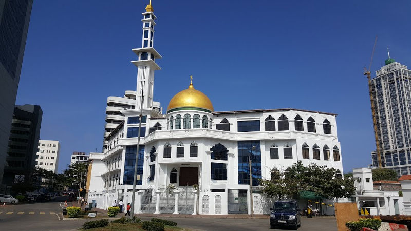 sri lanka mosque