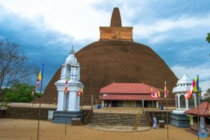 Anuradhapura ancient city sri lanka Sri Maha bodhiya and world heritage, ruwanweliseya, Thuparamaya