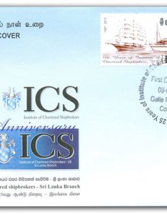 Ics also sri lanka postage stamps years of institute chartered rh srilankastamps