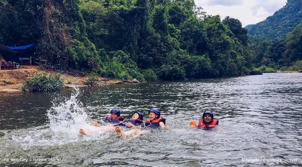 Kitulgala Sri Lanka White Water Rafting in Kitulgala