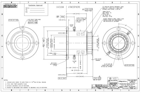 small resolution of rotary flange schematic