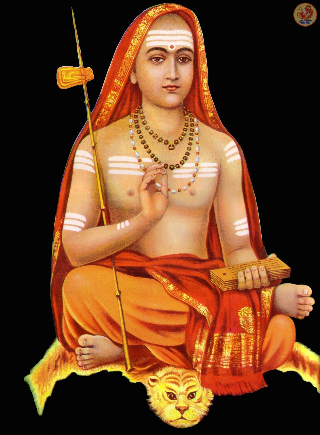 Image result for Shankaracharya Jayanthi 2018