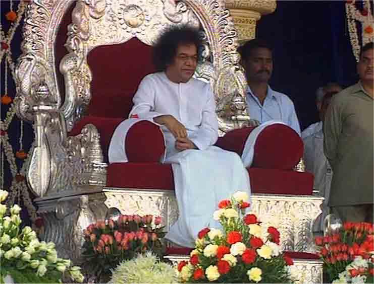 Sathya Sai Baba  Sai Babas mission  Sri Sathya Sai