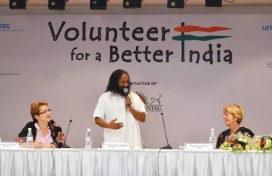 """Launching the """"Volunteer for a Better India"""" Campaign"""