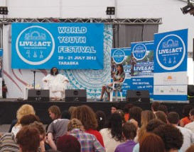 Inspiring Youth at International Festival in Poland