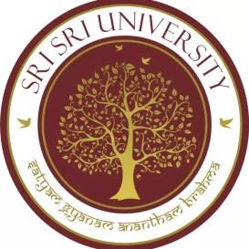 sri sri university logo