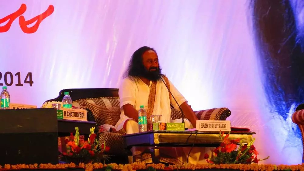 Sri Sri on Success and Happiness