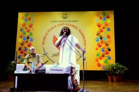 Sri Sri Ravi Shankar on World Peace & Global Harmony