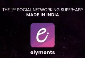 Elyments - Social media app launched by Honorable Vice President of India
