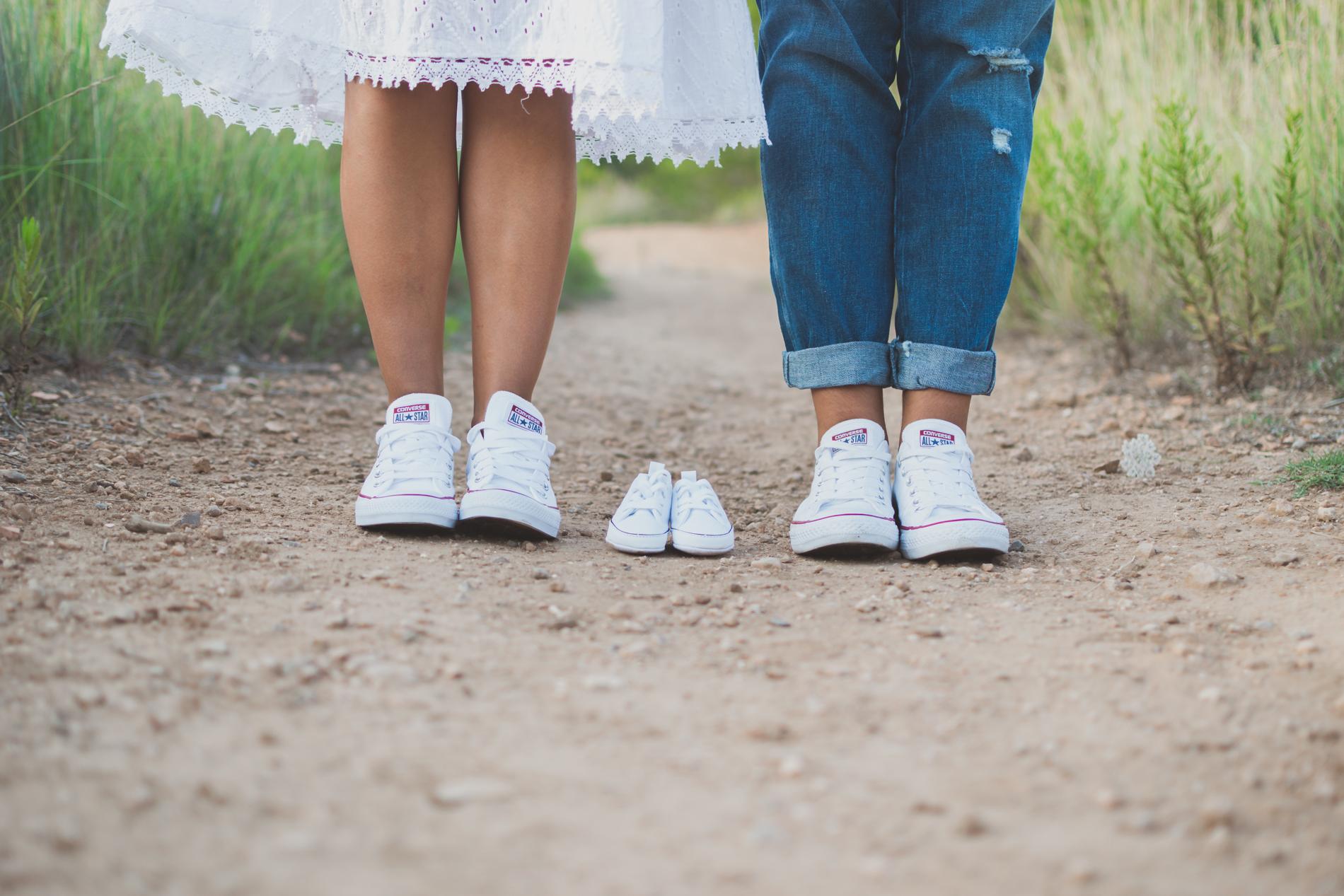Sesiones foto embarazo en Vilanova i la Geltru