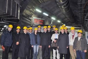 Laboratori Nazionali di Fisica Nucleare del Gran Sasso Master in Scienza e Fede SRM