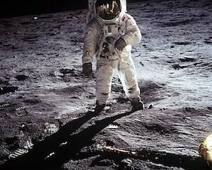 NASA sbarco sulla Luna Neil Armstrong Buzz Aldrin