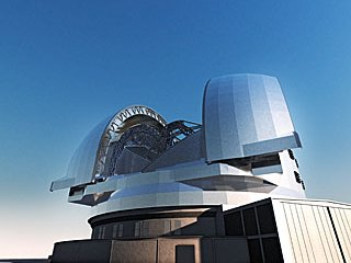 ESO ELT - European Extremely Large Telescope