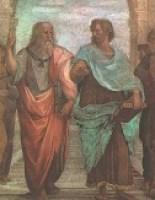 La Scuola di Atene Platone e Aristotele