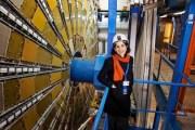 CERN Ginevra Fabiola Gianotti