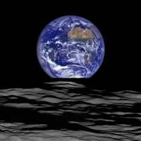 nasta terra luna lro lunar