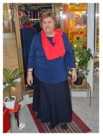 Bluza SOFIJA i marama BETI II