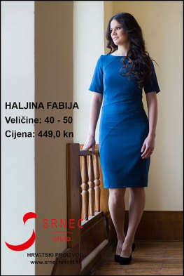 Haljina FABIJA Srnec Style