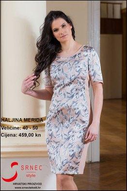 Haljina MERIDA Srnec Style