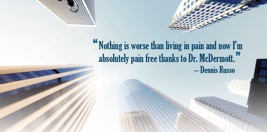 Dr. McDermott Patient Testimonial