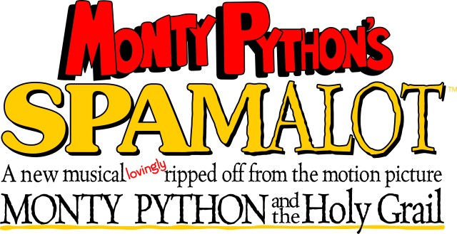Spamalot_title treatment_color