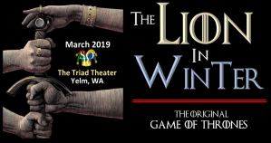 The Lion in Winter @ Triad Theater