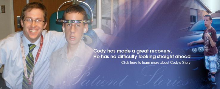 Cody's Story: Neuromuscular Scoliosis   Scoliosis Research Society