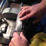 Knife Sharpening on Tormek