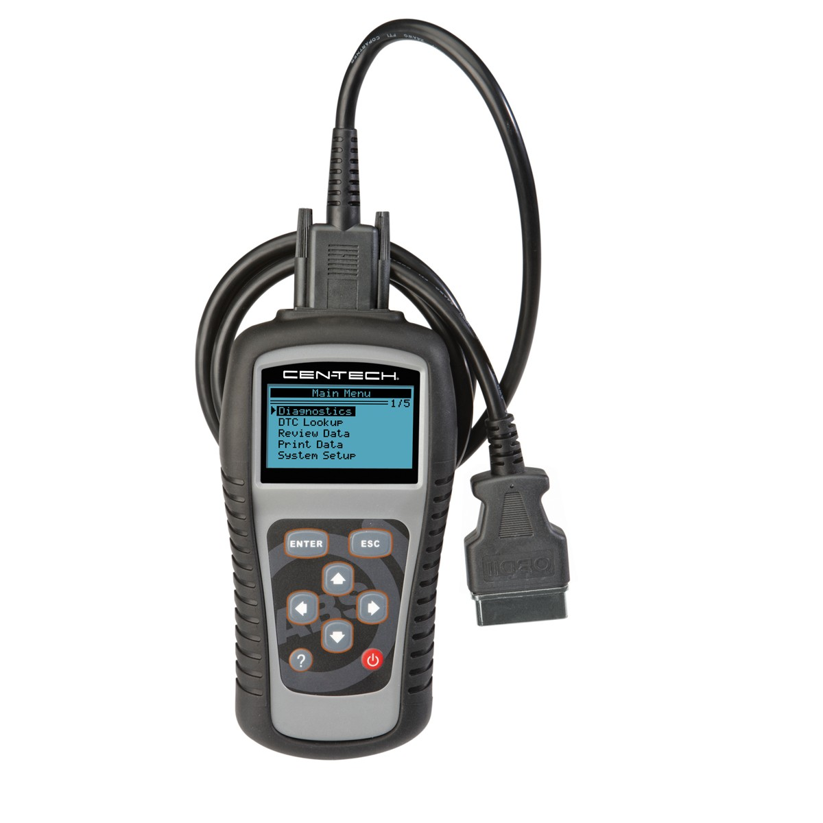 centech obd2 and can deluxe scan tool
