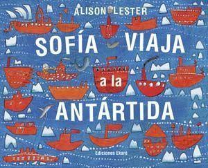 Sofía viaja a la Antártida