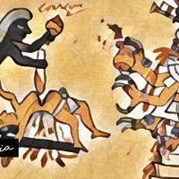 Los aztecas y los rituales sangrientos en los que arrancaban corazones