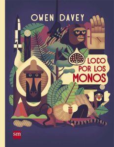 loco por los monos, literatura infantil, animales y niños, lecturas divertidas