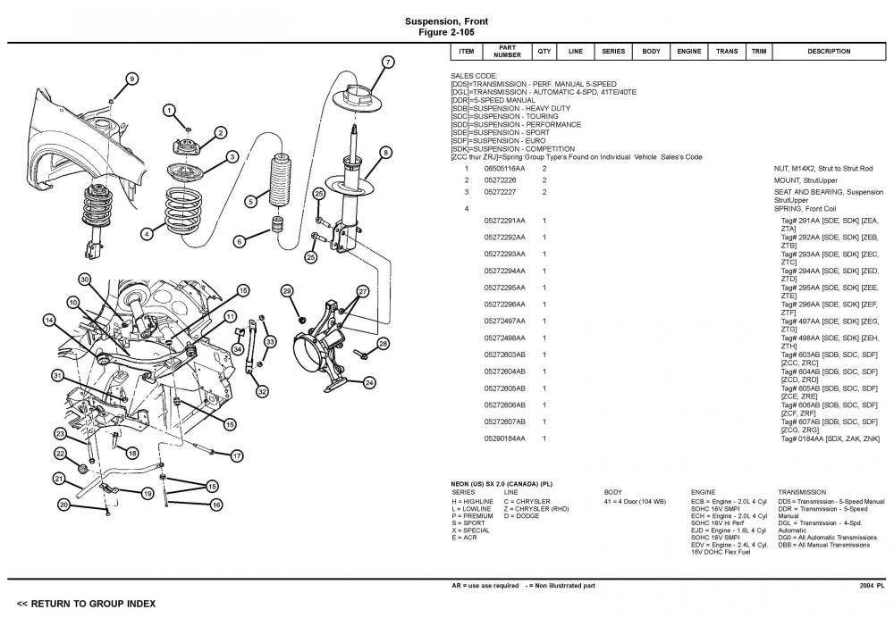 medium resolution of srt 4 suspension faq dodge srt forum dodge neon rear suspension diagram