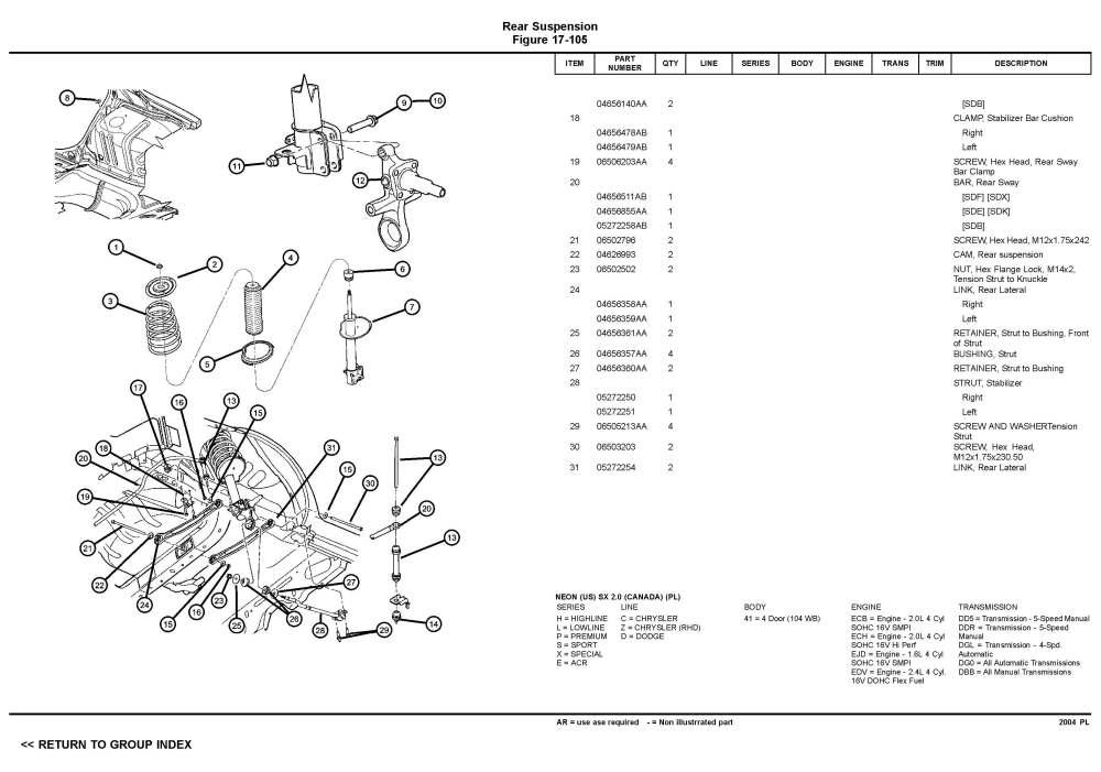 medium resolution of srt 4 suspension faq dodge srt forum dodge durango front suspension diagram dodge neon rear suspension diagram