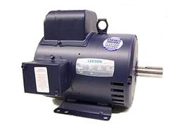 Leeson electric motor catalog 131537 00 Model C184K17DB31A 5HP, 1740