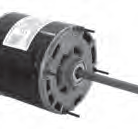 Century electric direct drive fan & blower motor 150A  3/4HP, 1/2HP, 1/3HP 1075RPM F48Y