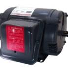 Century electric motor V201M2 3HP 1750 RPM L184T Frame