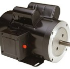 Century electric pressure washer motor B382 3HP 3450 RPM 56HC frame