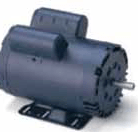 Leeson electric motor Catalog 116708.00 Model P6K34DB26A 5HP 3450 RPM 56H frame
