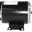 US Electric motor Cat. AGH75FL1 Model S055PWE7788013J .75HP 3450 RPM 48Y Frame 230VAC 1PH