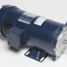 Leeson electric motor Catalog 128010.00 Model C145D17FK3 2HP 1750 RPM 145TC Frame 180VDC