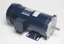 Leeson Electric Motor Model C145d17fk3 2hp