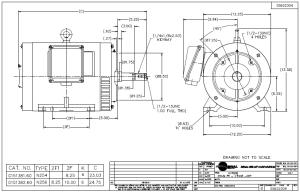 Marathon Electric 110 Volt Motor Wiring also M03716 additionally Ac Motor Nameplate Data furthermore 460v Motor Wiring likewise 391598138597. on weg electric motor nameplate