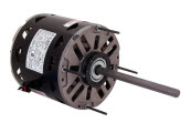 "5-5/8"" DIAMETER-DIRECT DRIVE BLOWER MOTORS SINGLE PHASE AC"